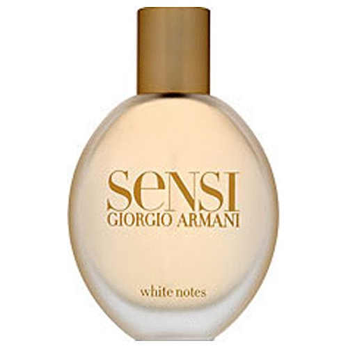 Giorgio Armani Sensi White Notes For women75 ml Dampfgarer Eau Fraîche