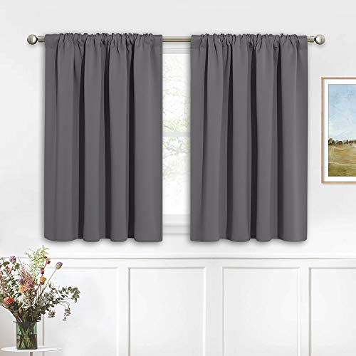 Our #6 Pick is the RYB HOME Short Window Curtains