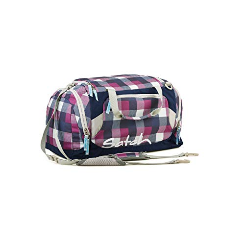 Satch by Ergobag Sporttasche Berry Carry - Lila 966 berry carry