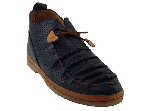 Sandales Coco&Abricot-V1449A-SADIA-6 coloris-Marine-41