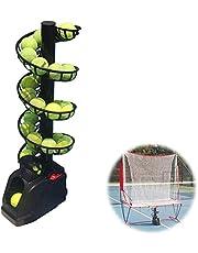 Tenis máquina de Bolas de Ejercicio al Aire Libre portátil autodidáctico Herramienta de formación práctica del Entrenamiento Engranaje Servir Pitcher Mesa de Ping Pong