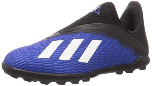adidas Unisex Baby X 19.3 Ll Tf J Kinder Fußballschuhe, Blau Team Königsblau FTWR White Black Core, 30 EU