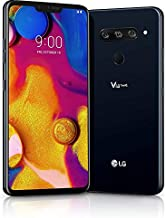 LG V40 ThinQ 64GB Aurora Black - Sprint(Renewed)
