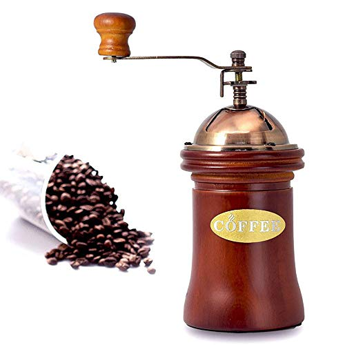 Molinillo Café Molino Cafe,Molinillo Cafe Manual Profesional Coffee Grinder,Moledora De Cafe TamañO Compacto Perfecto Para Su Hogar, Oficina O Viaje Molinillo Café Manual Molinillos De Cafe