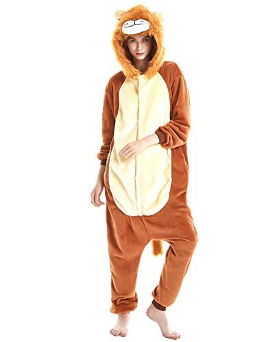 JLTPH Tutina Unisex Onesies Pigiameria Sleepwear Nightclothes Kigurumi Pigiama Anime Cosplay Halloween Tuta Monopezzo Costume Adulto e Bambino