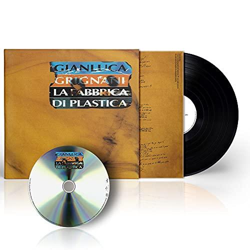 La Fabbrica Di Plastica (25Th Anniversary) (Deluxe Edt. Lp + Cd)