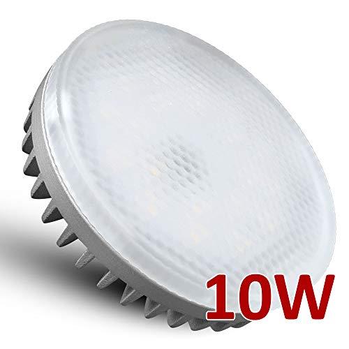 GX53 LED Leuchtmittel 10W 230V warmweiß 3000K Deckenleuchte Unterbauleuchte Strahler 900 Lumen DE-Händler