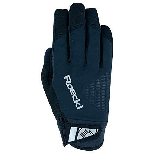Roeckl Roen Winter Fahrrad Handschuhe schwarz 2021: Größe: 9