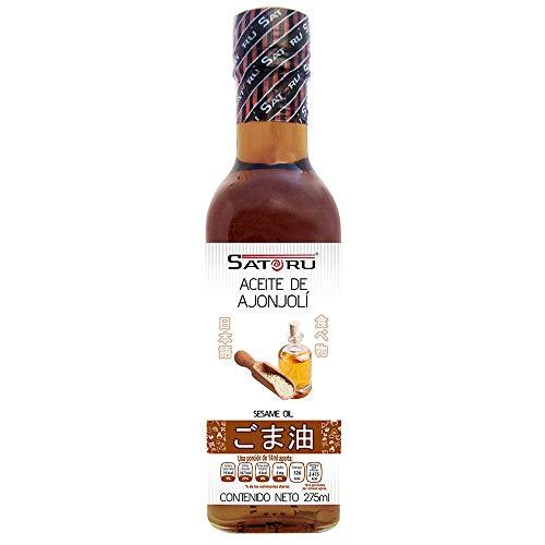 Satoru Aceite de Ajonjolí, 275 ml
