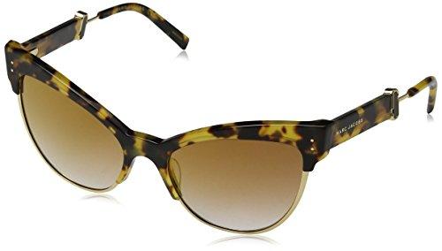 Marc Jacobs Marc 128/S JL LSH 55 Gafas de sol, Marrón (Marrone), Mujer