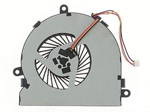 Ventilador de CPU Nuevo ventilador de refrigeración de CPU Reemplazo para HP 15-g080nr 15-g081nr 15-g082nr 15-g083nr 15-g085nr 15-g088ca 15-g090nr 15-g099nr 15z-g000 15-g100ca 15-g132ds 15-g133ds 15-g