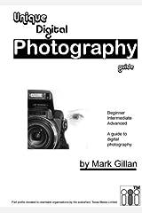 Unique Digital Photography Guide Spiral-bound