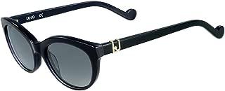 Liu Jo Oval LJ3600S Purple Girl's Sunglasses For, Black 49 mm