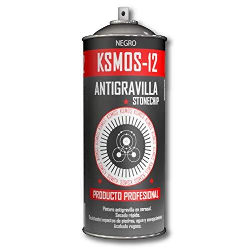 Ksmos Spray antigravilla Negro o Gris Oscuro - Gris Oscuro