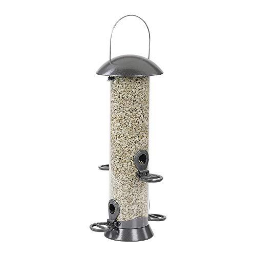 Vivara Futtersäule Maximum 40 cm - Vogelfuttersäule für 1,1 kg Vogelfutter