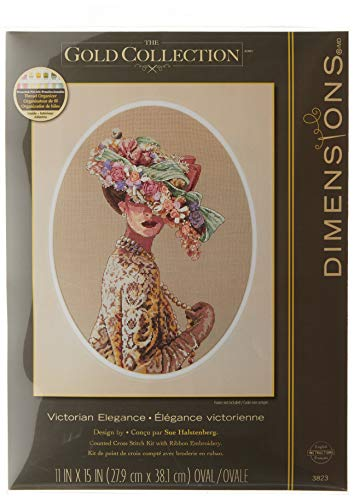 Dimensions Needlecrafts Counted Cross Stitch, Victorian Elegance