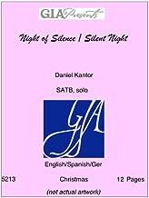 Best night of silence silent night sheet music Reviews