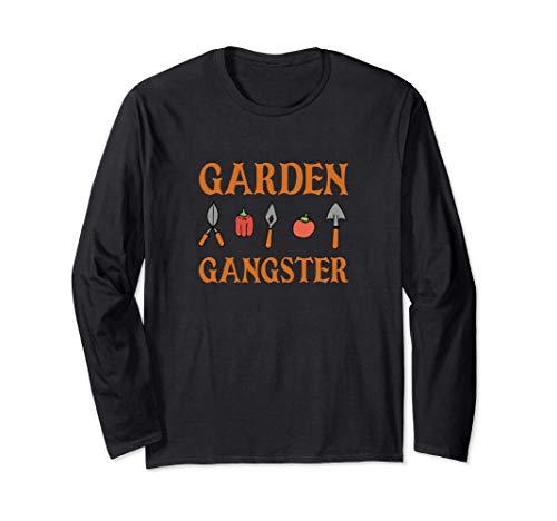 Regalos para los jardineros - Garden Gangster Manga Larga