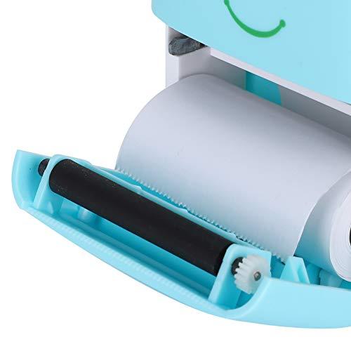 Photo Printer Pocket Printer 4.1 x 3.1 x 1.4in, for Home Office