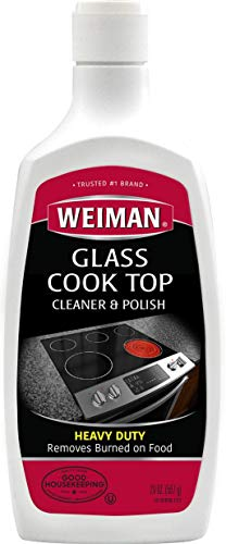 cheap Weimann Glass Hobbing Cleaner and Polish – 20 oz – Non-Abrasive, No Scratches…