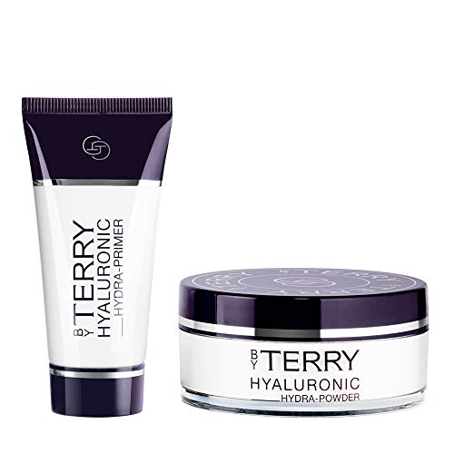 By Terry Hyaluronic Duo Set   Hyaluronic Hydra-Powder + Hydra-Primer   Mattify & Blur Imperfections
