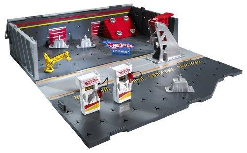 Mattel - Hot Wheels  T0235-0 - Custom Motors Werkstatt