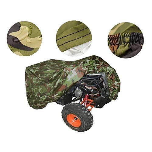 ATV Motorfiets camouflage stofbescherming zonwering waterdichte beschermhoes auto kleding Medium