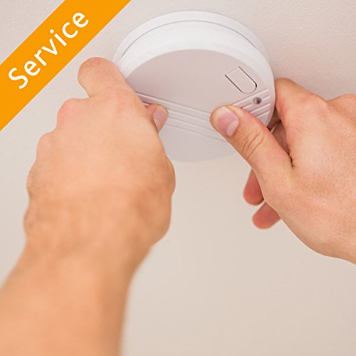 Smoke/Carbon Monoxide Detector Install - Wired