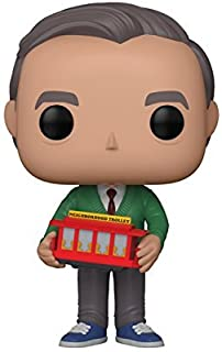 POP! TV: Mr. Rogers Mr Rogers Collectible Figure, Multicolor