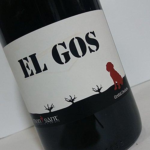 EL GOS Vino Tinto D.O.Montsant (6 x 75 CL)