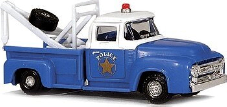 autorización oficial Life Like 1696 Scenemaster HO HO HO Police Wrecker by Life Like  el mas de moda