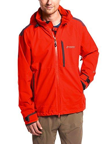 Maier Sports Veste pour Homme tamesi WL système Dual Protection M Rouge - Orange