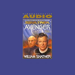 Star Trek: Avenger (Adapted)                   By:                                                                                                                                 William Shatner                               Narrated by:                                                                                                                                 William Shatner                      Length: 2 hrs and 56 mins     169 ratings     Overall 4.3