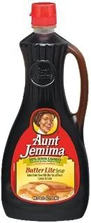 Best aunt jemima lite syrup Reviews