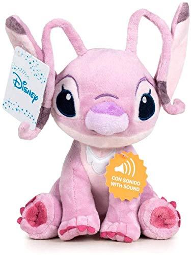 Play by Play Disney Stitch Angel - Peluche avec Son de 28cm 51cm (Angel 51cm)