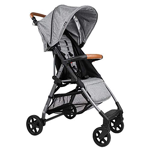 The Tour+ Luxe (Zoe XL1) - Best Everyday Single Stroller with Umbrella - Tandem Capable - UPF 50+ -...