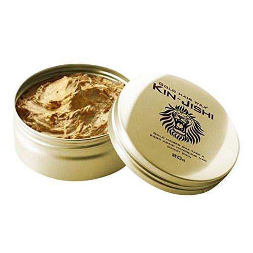 アメイズプラス『ゴールドヘアワックス 金獅子』