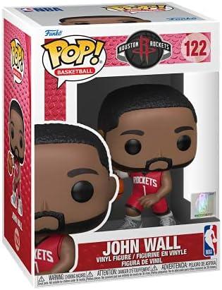 Funko Pop! NBA: Rockets - John Wall (Red Jersey)