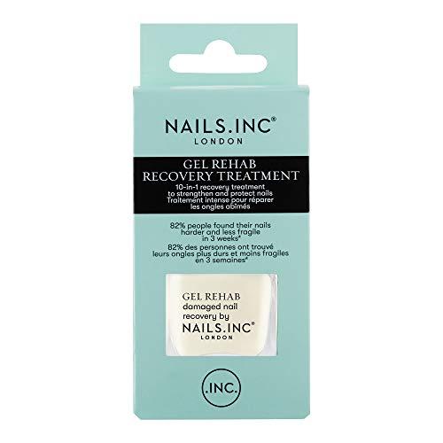 Nails Inc Gel Rehab Traitement et base coat