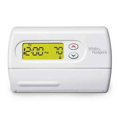 Emerson 1F86-344 Non-Programmable Thermostat for Single-Stage Systems by Emerson Thermostats