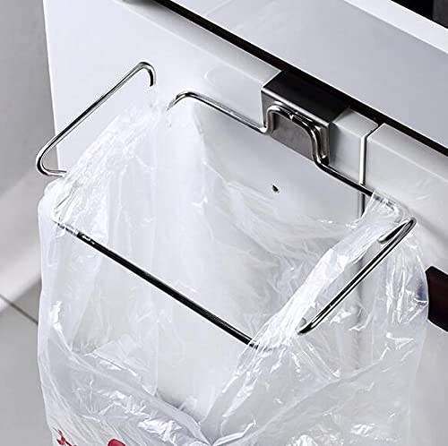 Supporto da appendere per la spazzatura, per la casa, la cucina, ideale sotto il lavandino.