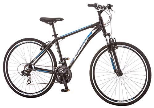 41ba6iMhLcL. SL500 Schwinn Discover Hybrid Bike for Men and Women