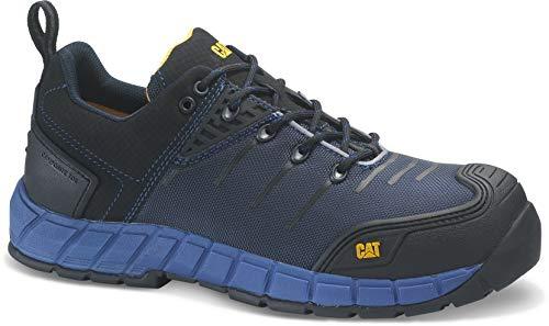 Caterpillar Byway S1 P HRO SRC - Botas industriales para Hombre, Color Azul, Talla 45 EU