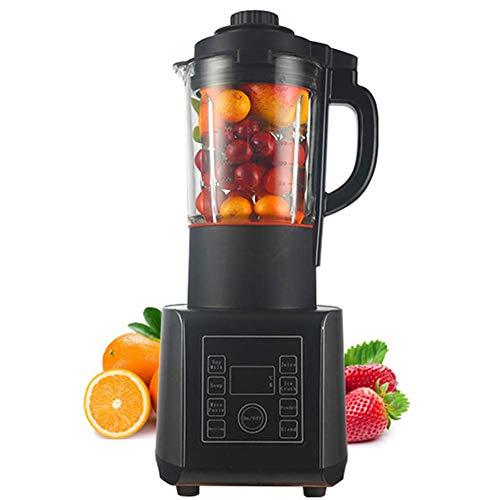 Qinmo Exprimidoras, Personal Blender multifuncional de gran alcance Smoothie Maker y mezclador de frutas, hortalizas Shakes 4-hoja de acero inoxidable, libre de BPA.