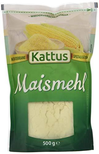 Kattus Maismehl, 6er Pack (6 x 500 g)