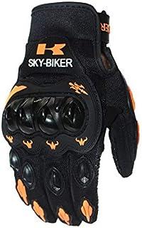 メンズバイクグローブオフロードバイクグローブフルフィンガーナイトライディングバイクオフロードバイクグローブオフロードバイクグローブ