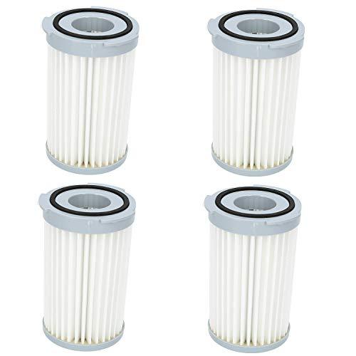 Wessper 4er-Pack HEPA Filter für AEG-Electrolux Minion ATI7600 - ATI7699