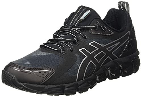 Asics Gel-Quantum 180, Chaussure de Course Homme, Black/Piedmont Grey, 43 EU
