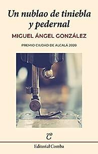 Un nublao de tiniebla y pedernal par Miguel Ángel González