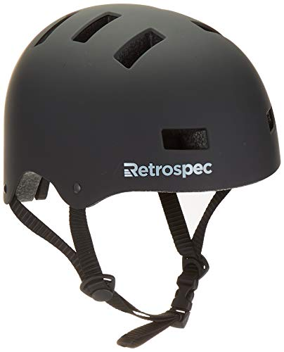 Review Retrospec cm-1 Bicycle/Skateboard Helmet for Adult CPSC Certified Commuter, Bike, Skate